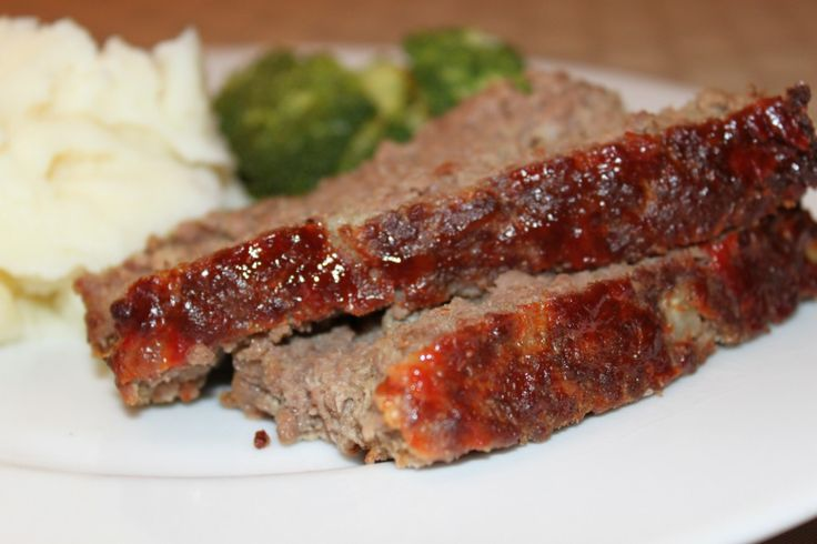 Gluten Free meatloaf | Recipes I NEED to make! | Pinterest