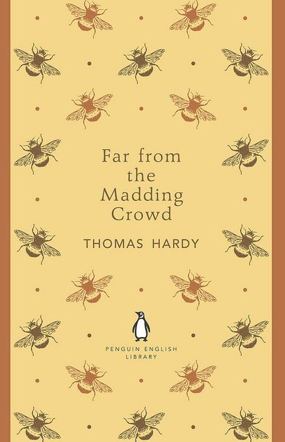 Far from the Madding Crowd by Thomas Hardy by Penguin Books UK, via Flickr