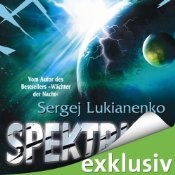 brilliant analytic philosophy in a complex and wonderful story, #Sergej Lukianenko in perfection