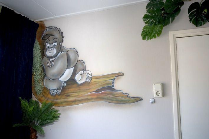 Aap op tak Tarzan, Jungle book