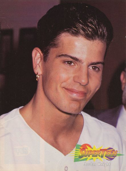 JORDAN KNIGHT pinup – LIKE A WAVE ONE MORE NIGHT ZTAMS