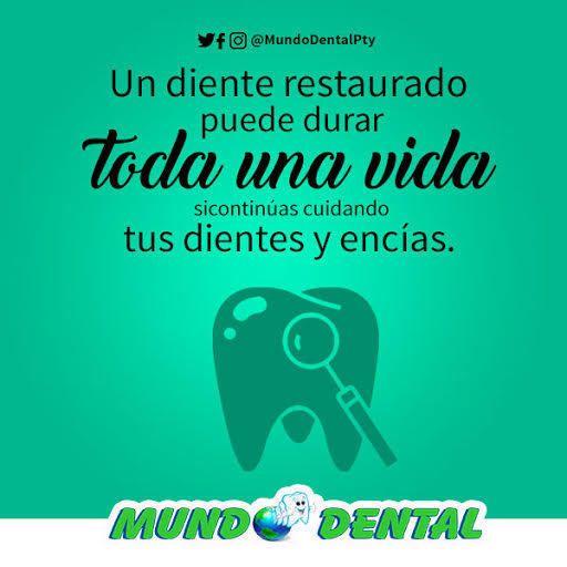 No dudes de usar implantes dentales para recuperar tu anatomía bucal porque no solo se ven y se sienten como un diente natural sino que además con una buena rutina de higiene bucal pueden durarte toda una vida. . #ImplantesDentales #MundoDentalPty #Panama #DentistaEnPanama #507 #SonrisaSana
