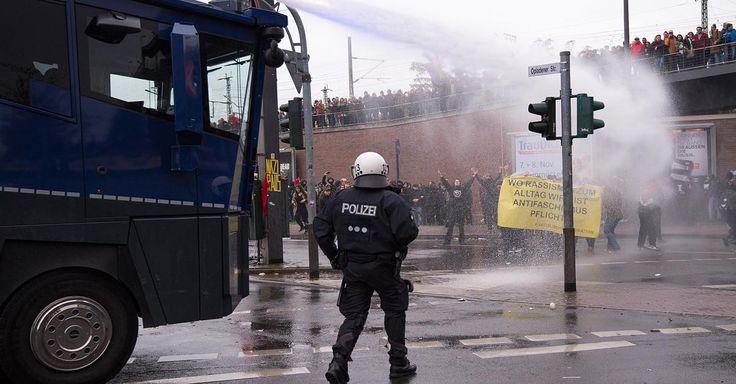 Focus.de - Hogesa: 5 Verletzte in Köln - Es droht zu knallen -     Hogesa-Demo im Live-Ticker