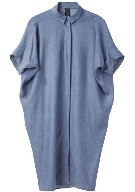 Zero + Maria Cornejo Aissa Shirt Dress