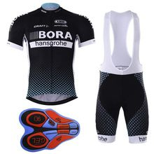 US $21.68 2017 bora team Summer dh Pro sporting Racing COMP UCI world tour Porto 9d gel cycling jerseys fh Bike Ciclismo clothing manufact. Aliexpress product