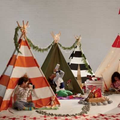 A Teepee to Call Your Own (Cargo)  | The Land of Nod