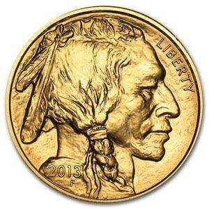 Buy Gold Online | Buy 2013 1 oz Gold Buffalo Coins | APMEX.com