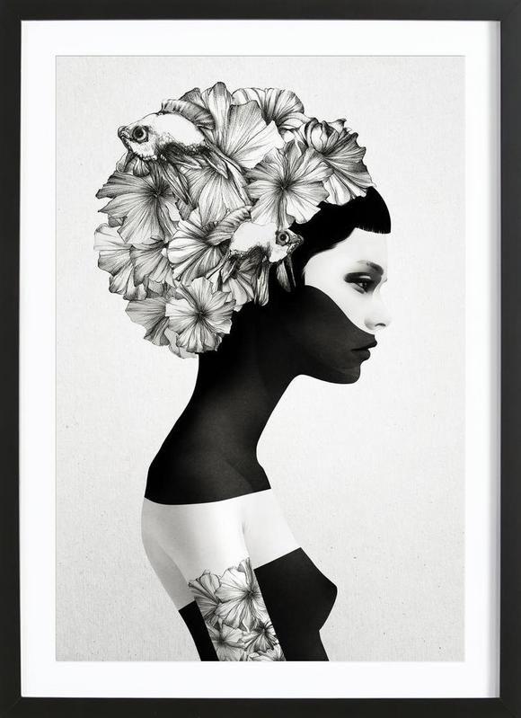 Marianna als Gerahmtes Poster von Ruben Ireland | JUNIQE
