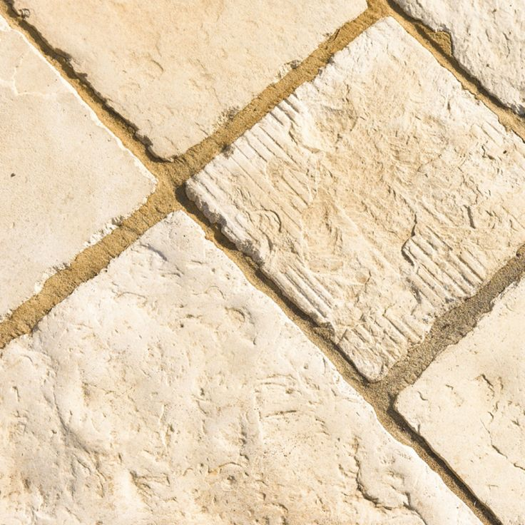StoneFlair By Bradstone, Old Town Paving Weathered Limestone Patio Pack    6.40 M2 Per Pack