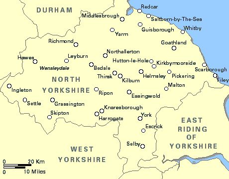 England: North Yorkshire                                                                                                                                                                                 More