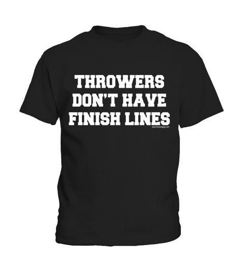 Shot Put Discus Hammer Javelin Throw T-Shirt