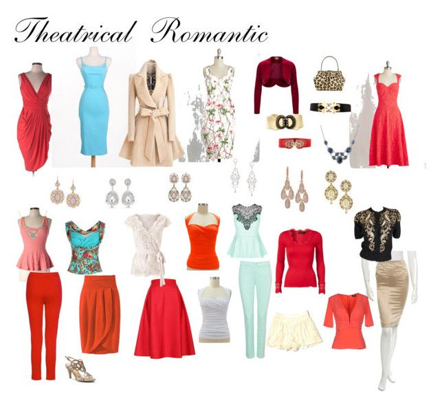 """Theatrical Romantic"" by ithinklikeme ❤ liked on Polyvore featuring Relaxfeel, Boston Proper, Bettie Page, 1928, NYDJ, City Chic, Rosemunde, RED Valentino, Ella Moss and Just Cavalli"
