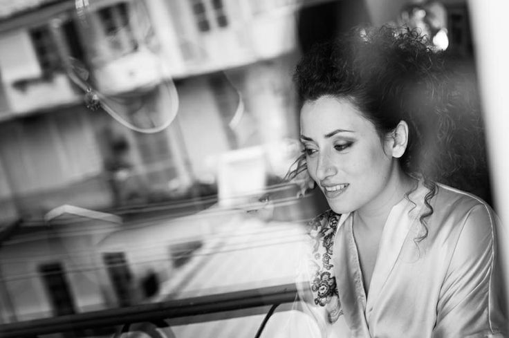 Cinzia, getting ready, Pinerolo 2014 - www.alessandrovargiu.com