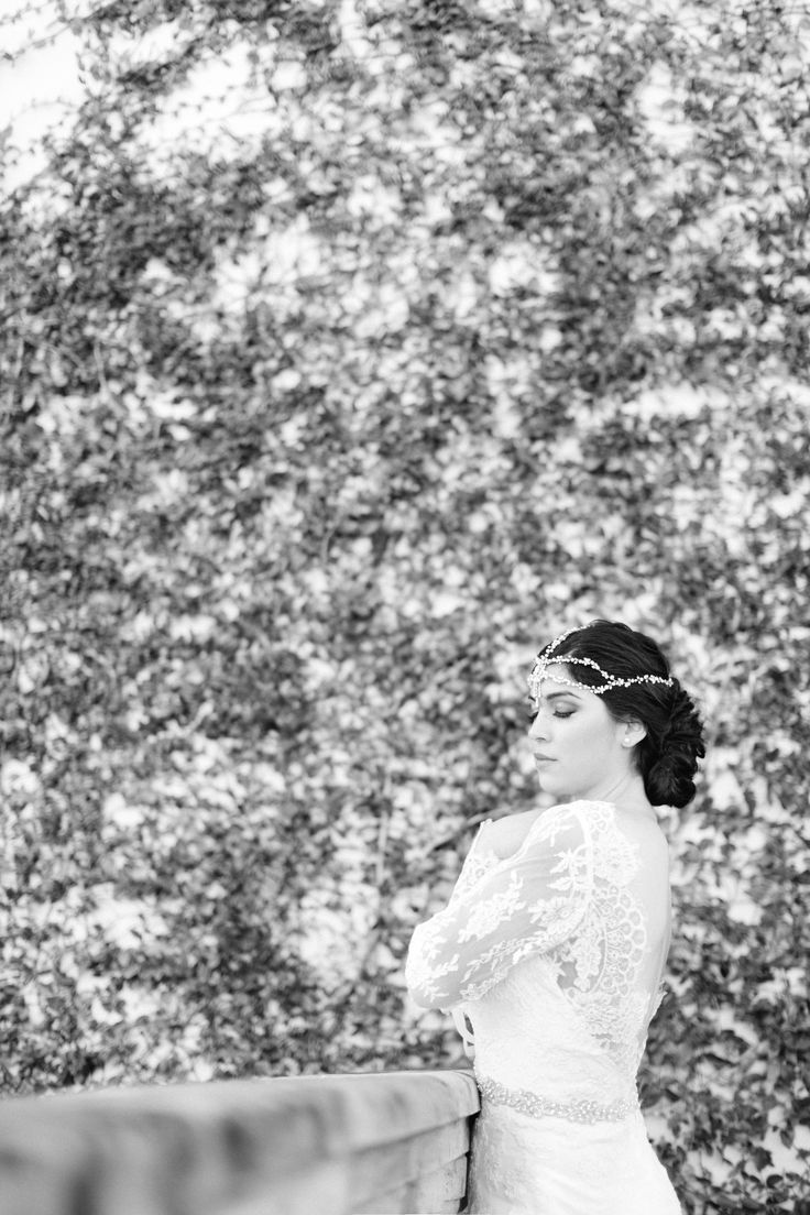 Amazing Essense of Australia Lace Sleeve Wedding Gown gown at Whittington Bridal photoshoot by mustard seed photography