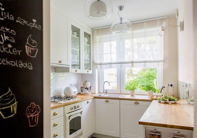 Kuchnia W Bloku Kitchen Small Kitchen Beautiful Kitchens