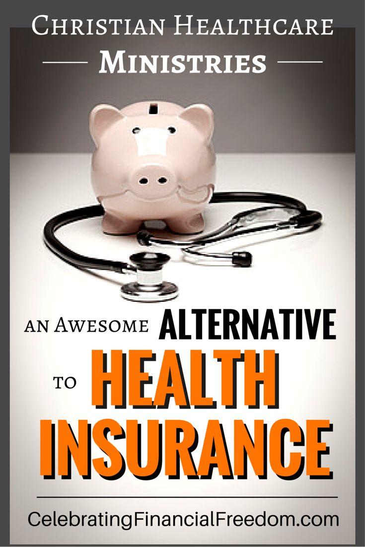 The cost of health insurance is CRAZY!  But there are great alternatives out there that are just as good (or even better)! My latest post shows how Christian health sharing ministries Medi-share, Samaritan Healthcare, and CHM can be an affordable alternative to health insurance. http://www.cfinancialfreedom.com/christian-healthcare-ministries-alternative-health-insurance #insurance #Christian #health #medical