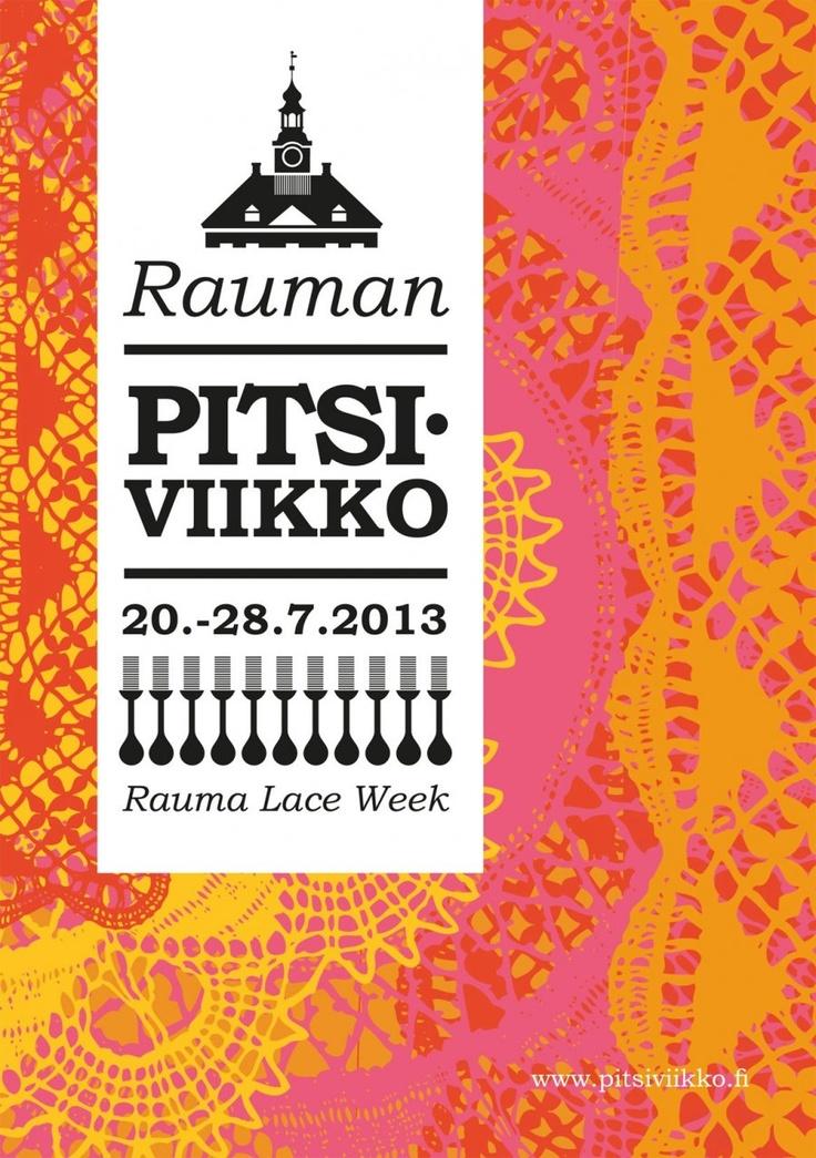 Rauma Lace Week