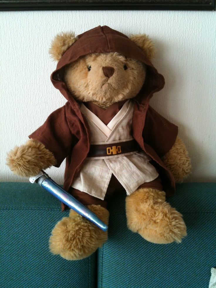 May the force bear with you