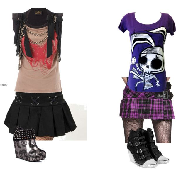 18 best images about punk outfits on Pinterest | Her hair Emo scene and Emo
