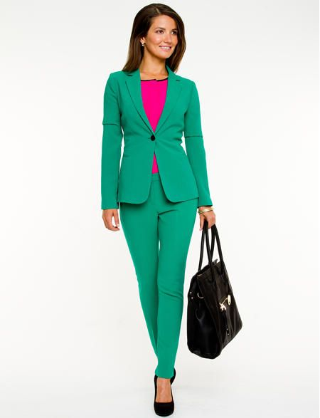 82 best images about Women pants suits on Pinterest | Blazers ...