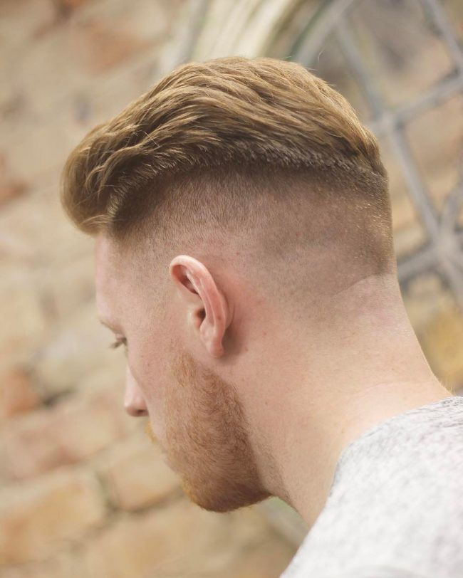Tape up Haircut 42