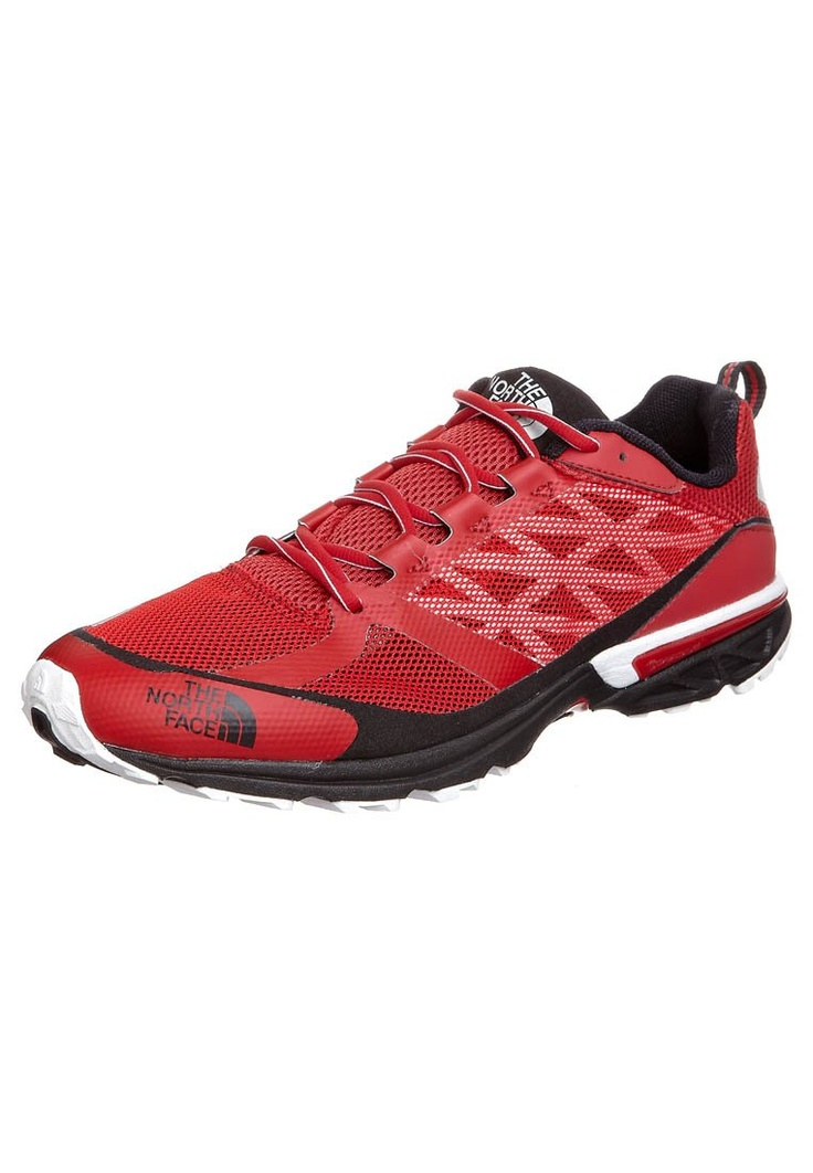 SINGLETRACK HAYASA Trail running shoes red/white