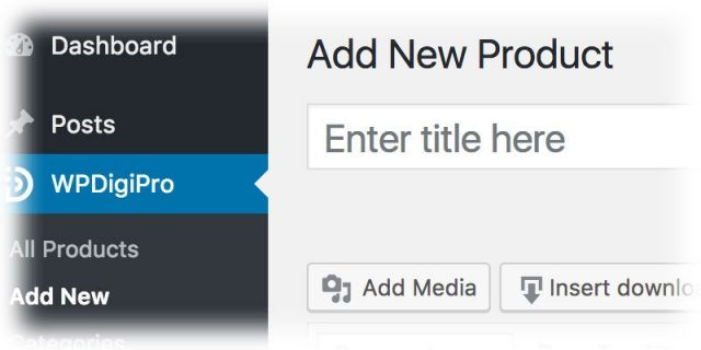 WP DigiPro is a wp plugin to handle digital products. I highly recommend this plugin especially if you're looking to make more profits per sale & minimize on overhead costs.
