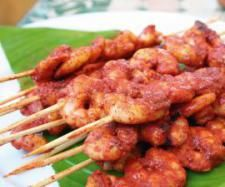 Spicy Satay Marinade for Prawns | Official Thermomix Recipe Community