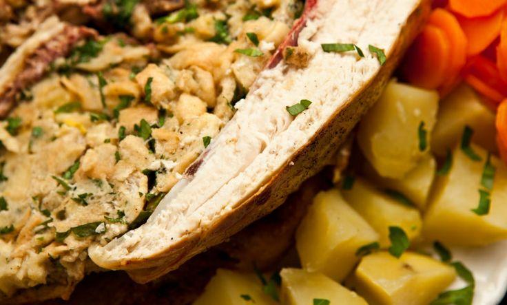 Kitchenette — Perfektní kuře s nádivkou