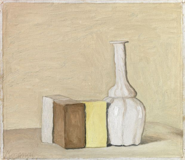 Morandi, Nature morte,1954