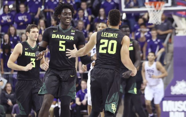 Baylor vs. Texas Tech - 1/25/17 College Basketball Pick, Odds, and Prediction