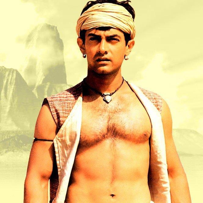 Aamir Khan, Lagaan