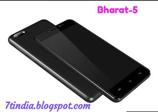 Micromax launches a new cheapest 4G smartphone 'Bharat-5' at Rs 5,555(Vodafone free 50GB offer Available)
