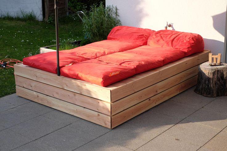 die besten 25 douglasie ideen auf pinterest douglasie terrasse decking und deck landschaftsbau. Black Bedroom Furniture Sets. Home Design Ideas