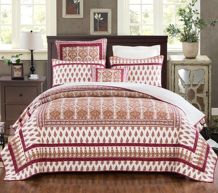 16 best Quilted Coverlet Bedspread Sets - Thin & Lightweight Dorm ... : thin quilted bedspreads - Adamdwight.com