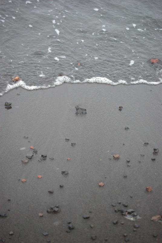 Whalers Bay, Deception Island, Antarctica  Jenny S.W. Lee Photography  www.jennyswl-art.com
