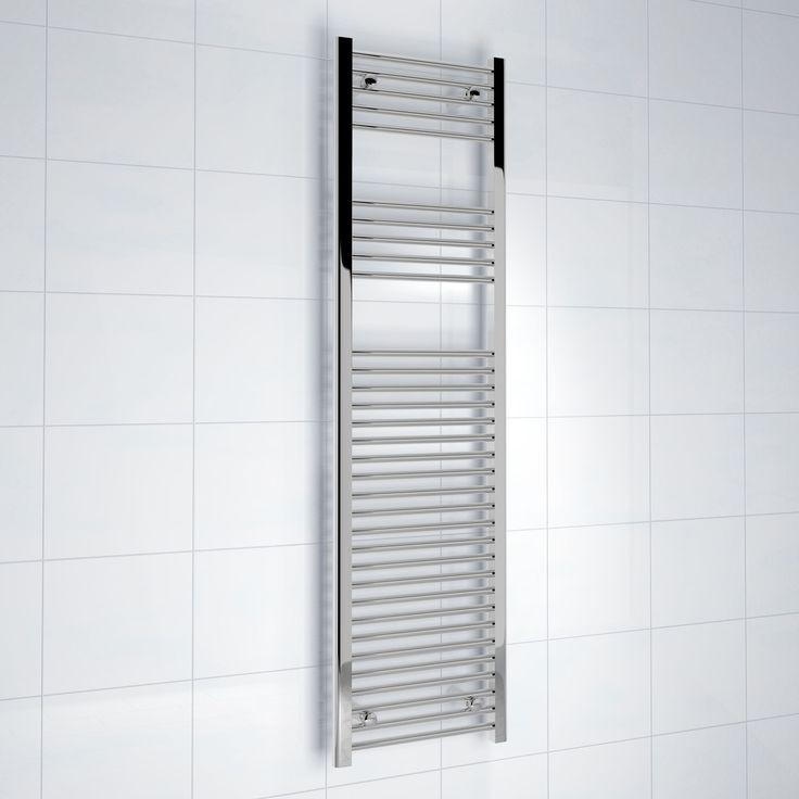 Kudox Electric Towel Rail 400mm X 700mm Chrome: 35 Best Bathroom Heating Images On Pinterest