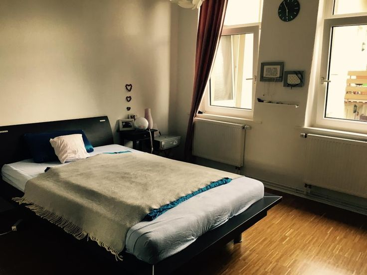 Schlafzimmer 68m² 2Zimmerwohnung in Hannover Oststadt