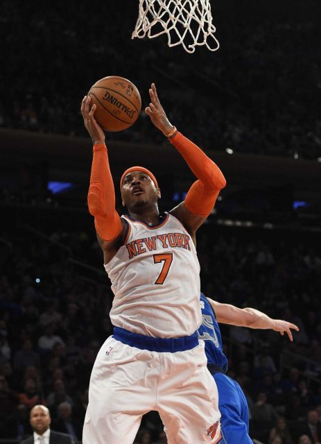 Dallas Mavericks vs. New York Knicks NBA pictures - Newsday
