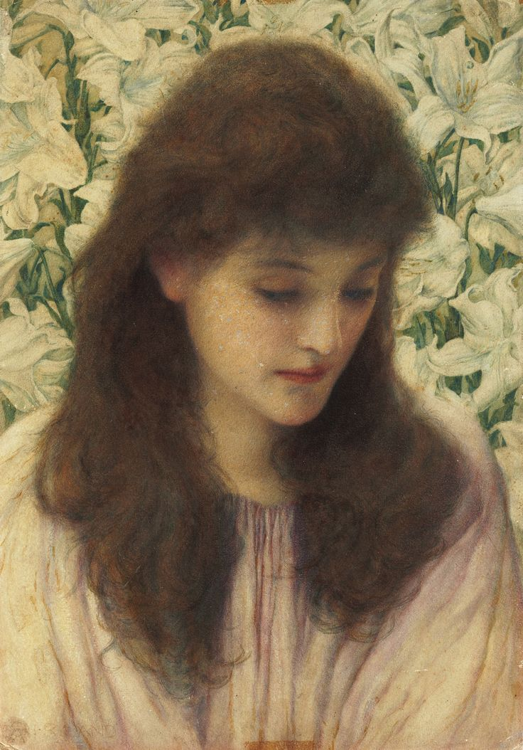 Catonhottinroof Henry Ryland 1856 1924 Neaera Artwork Painting Illustration Elegant Art