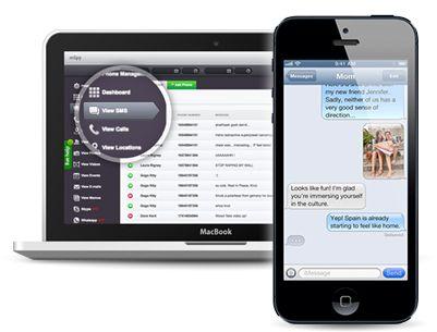 Es gibts Softwares mit denen können sie SMS Whastapp, Imessages und Facebook Nachrichten online mitlesen.. jetzt angucken