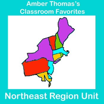 This Unit On The Northeast Region Covers The Natural Resources Products Landmarks Landforms