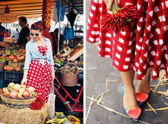Asos Skirt, Vivienne Westwood Shoes | Sanday market (by Vita K.) | LOOKBOOK.nu
