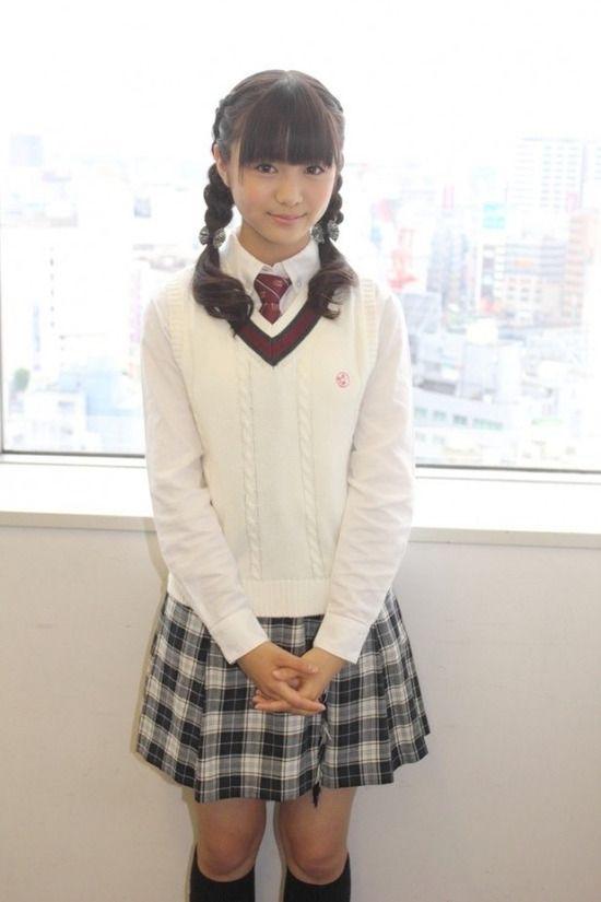 Kikuchi Moa in Sakura Gakuin aka Me before fandoms happened
