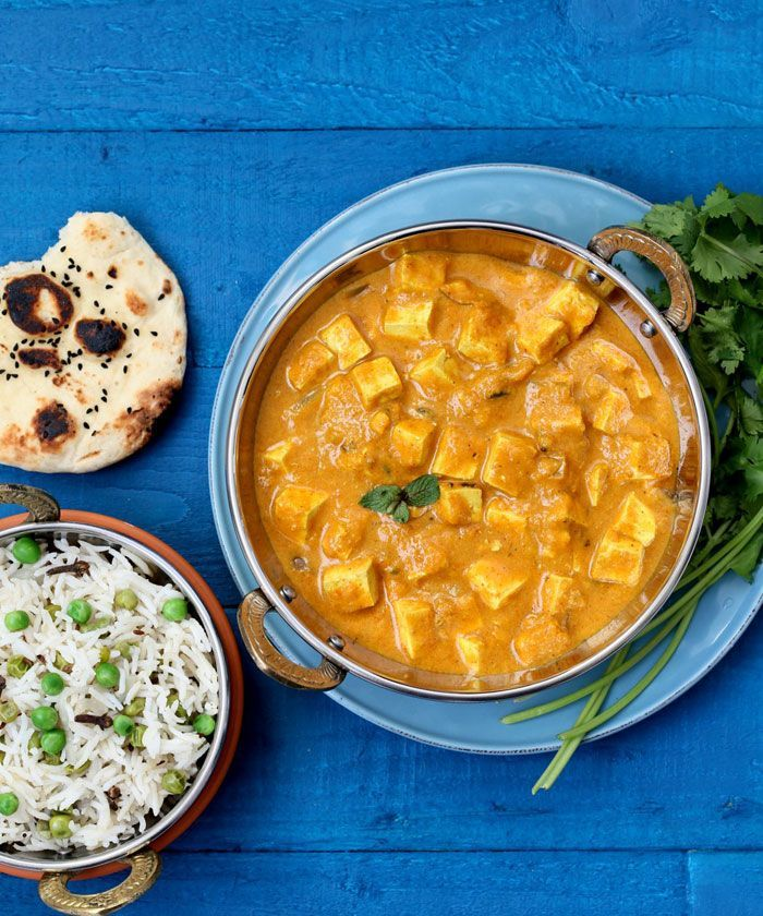 Mango Curry Tofu from Vegan Richa's Indian Kitchen  - vegan and gluten-free!