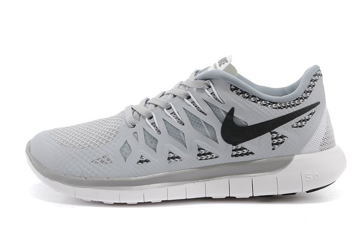 Free Run 5.0 Nike Schwarz Für Herren Schuhe Hellgrau, EUR €68.16.schwarze Farbe ist vorhanden.