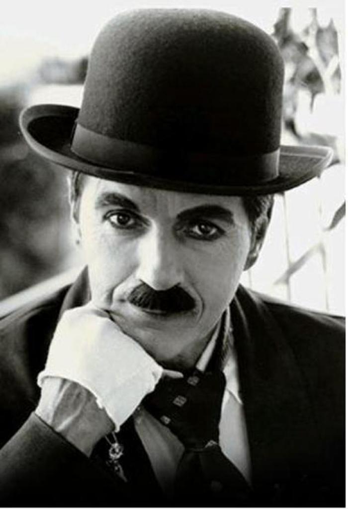 Charlie Chaplin: - Cuando empecé a quererme