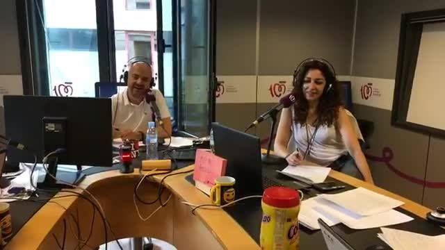 """¡Momento de poner a prueba a Javi Nieves y Mar Amate! ¡Aquí están los """"Jeroglíficos auditivos"""" de Jimeno!"""