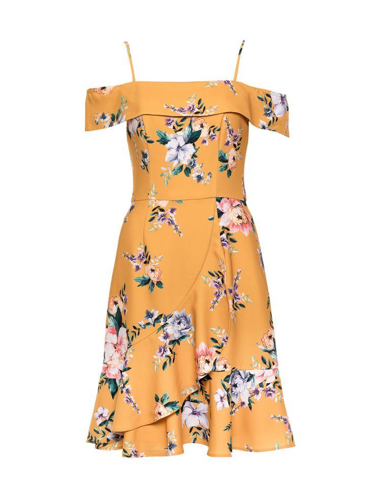 Havana Dreams Dress   Multi   Dress