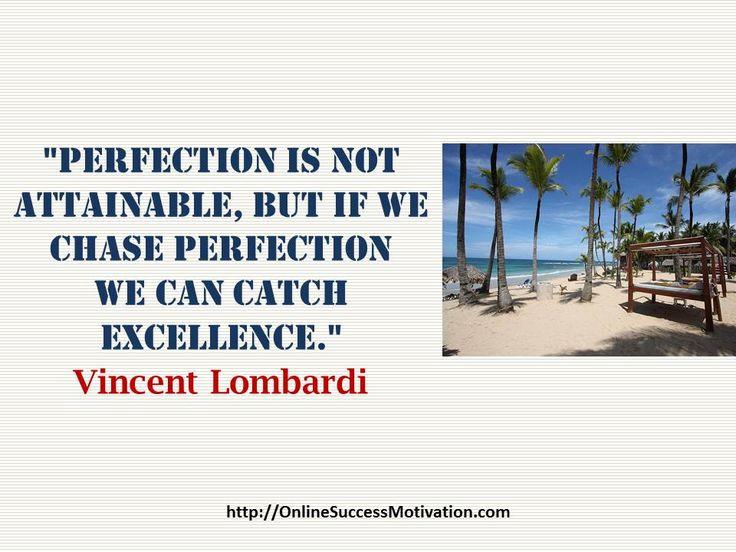Inspirational Quote by Vincent Lombardi